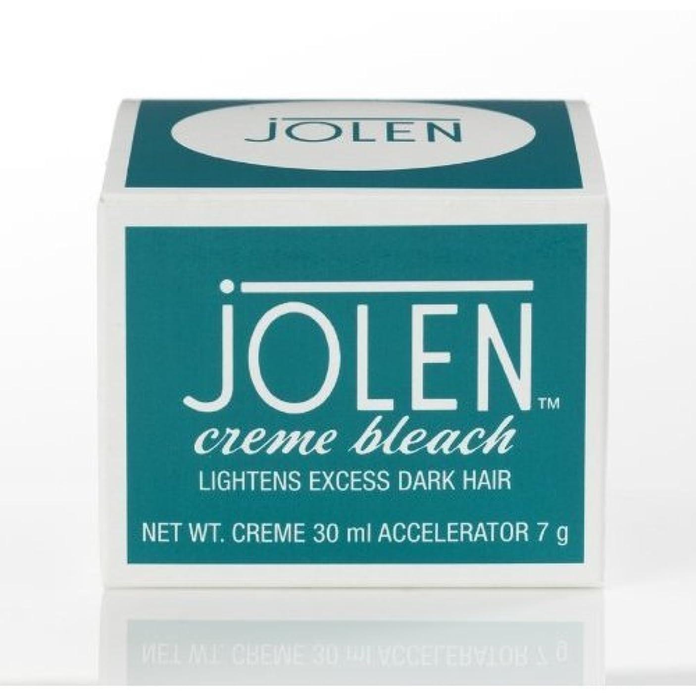 開始相対サイズのり【JOLEN】ジョレン cream bleach むだ毛脱色クリーム レギュラー 28g(並行輸入品)
