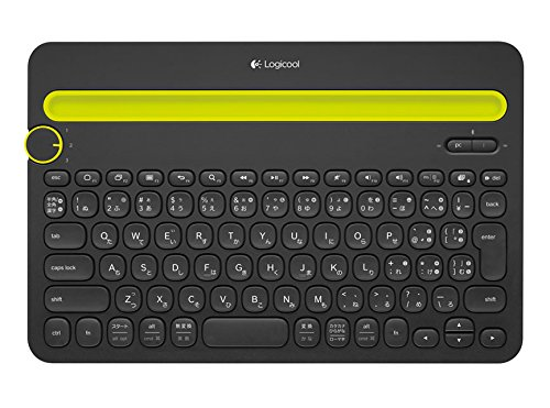 Logicool ロジクール K480BK Bluetooth...