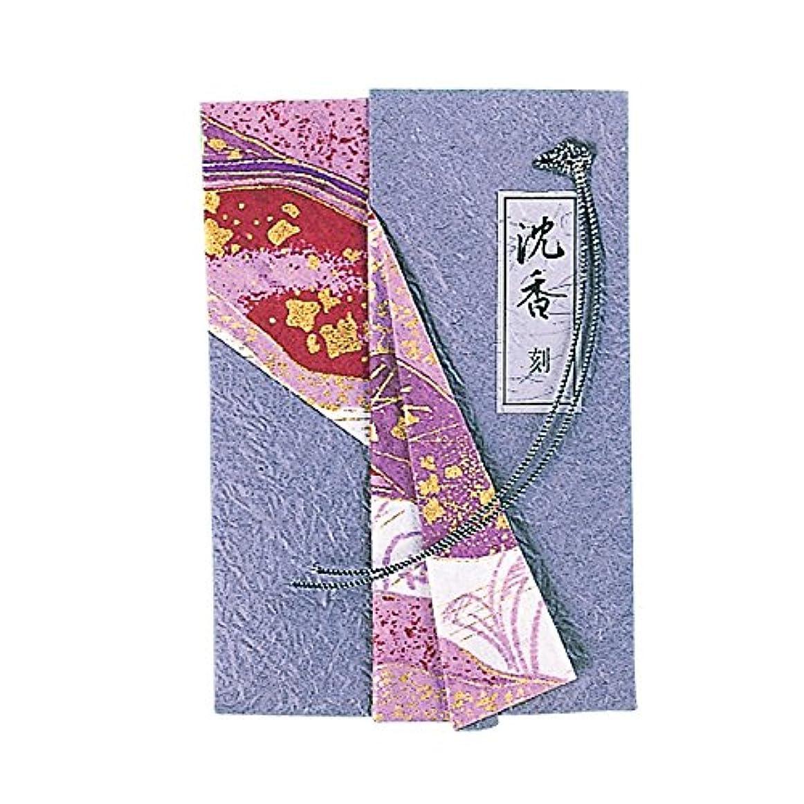持続的ピンク仮説沈香 刻 (香木 10g)