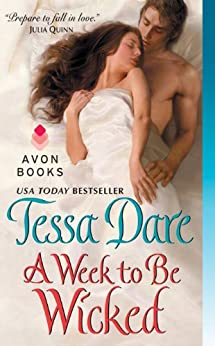 A Week to Be Wicked (spindle cove) by [Dare, Tessa]