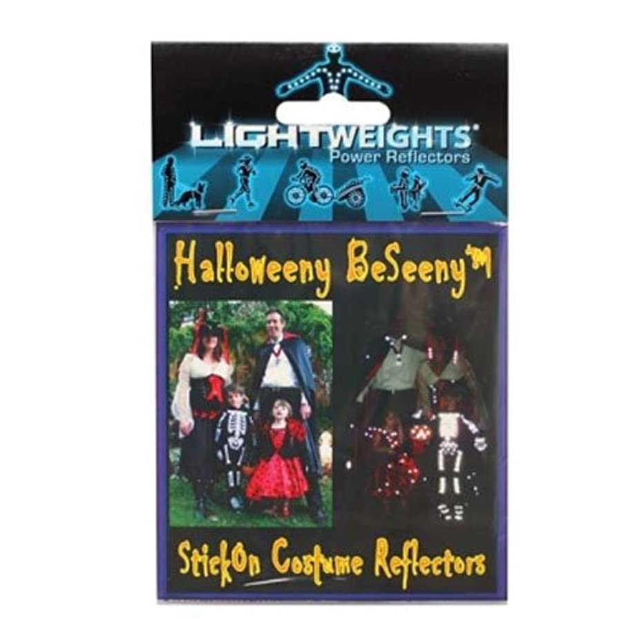 スタウト経験的通路ライトウェイツパワーリフレクター Halloweeny BeSeeny 20 シルバー