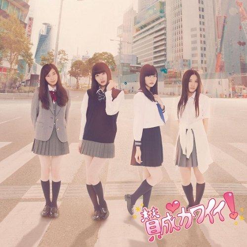 賛成カワイイ!  (CD+DVD) (Type-A) (初回盤)の詳細を見る