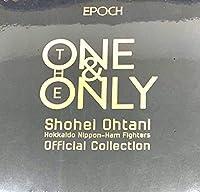 大谷翔平 2019 エポック オフィシャルコレクション THE ONE & ONLY 北海道日本ハムファイターズ 直筆サイン Epoch
