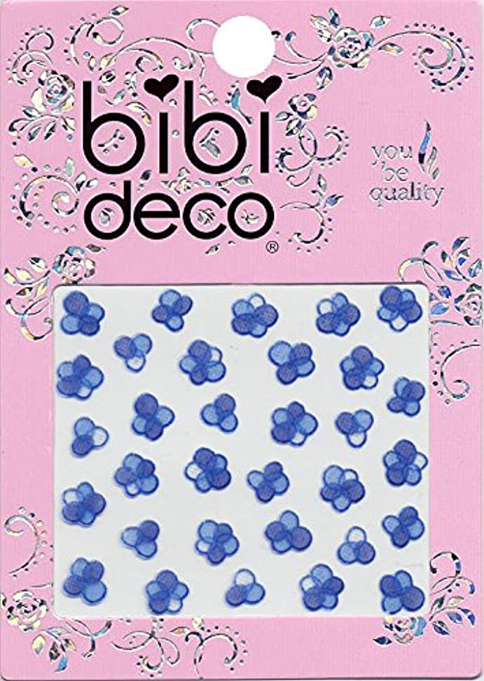 復活するアルファベット定義するビビデコ bi-164B エディブルフラワー ブルー