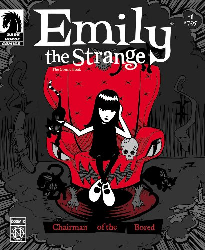 Emily the Strange Volume 1: Bored Issueの詳細を見る