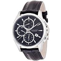 [ハミルトン]HAMILTON 腕時計 JAZZMASTER AUTO CHRONO(ジャズマスター オート クロノ) H32596731 メンズ 【正規輸入品】
