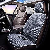 快適な暖房車のシートクッション-フルバックのためのユニバーサル12v カーシートヒーター、車のためのシート加熱シートカバー、家庭、オフィスチェア