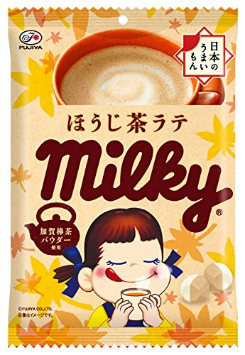 ミルキー ほうじ茶ラテ 6袋