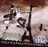 Funk It Up & Punk It Up: Live in France 95