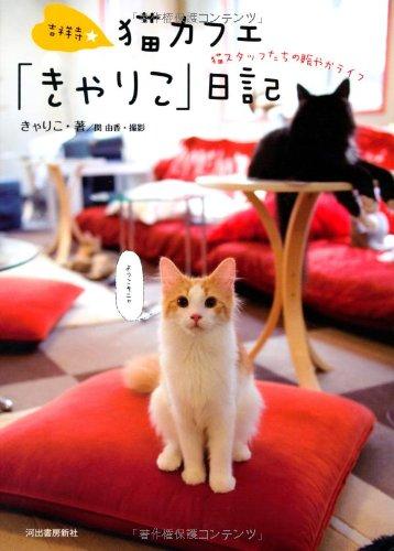 吉祥寺★猫カフェ「きゃりこ」日記----猫スタッフたちの賑やかライフの詳細を見る