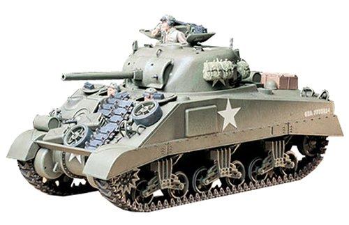 タミヤ1/35 アメリカ M4シャーマン戦車  初期型