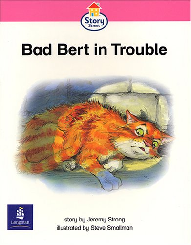 *LILA:SS:S6: BAD BERT IN TROUBLE (LITERACY LAND)の詳細を見る