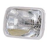 IPF ヘッドライト ハロゲン H4 角 2灯式 レンズカット  8111