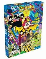 ビートルズ 1000ピースジグソーパズル イエローサブマリン Beatles 約51cmx68cm