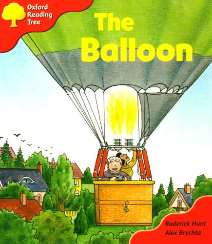 Oxford Reading Tree: Stage 4: More Storybooks: the Balloonの詳細を見る