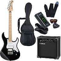 エレキギター ヤマハ PACIFICA112VM PAC112VM ヤマハアンプ エントリーセット YAMAHA GA15II クリップチューナー付属 (BL)