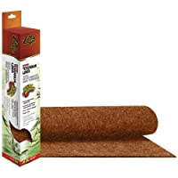 Zilla Reptile Terrarium Bedding Substrate Liner, Brown, 30G by Zilla
