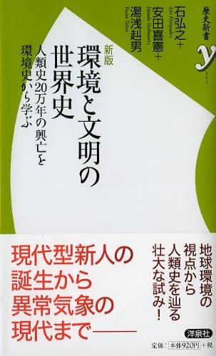 新版 環境と文明の世界史 (歴史新書y)