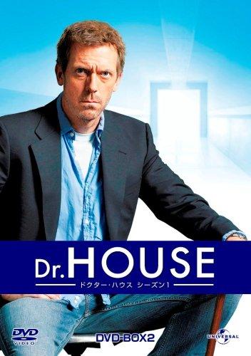 Dr. HOUSE/ドクター・ハウス シーズン1 DVD-BOX2