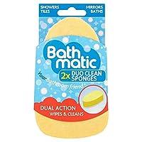 [Bathmatic] Bathmatic Powerpadは2パック - Bathmatic Powerpad 2 Pack [並行輸入品]