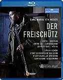 ウェーバー : 歌劇 「魔弾の射手」 (Carl Maria Von Weber : Der Freischutz / Christian Thielemann   Staatskapelle Dresden) [Blu-ray] [輸入盤] [日本語帯・解説付]