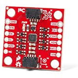 SparkFun 9DoF IMU Breakout-ICM-20948 Low Power I2C & SPI Enabled 9 axis Motion Tracking Includes Logic Shifter Qwiic Connecti