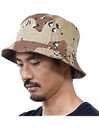 (ニューハッタン) NEWHATTAN CLASSIC BUCKET HAT クラシック バケットハット 無地 シンプル [並行輸入品]