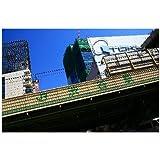 東京都渋谷区JR渋谷駅のポストカード絵葉書はがきハガキ葉書postcard