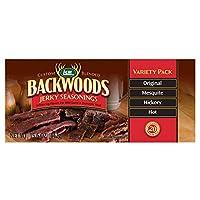 Backwoods ジャーキー バラエティーパック