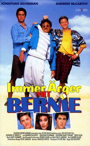Weekend at Bernie's [VHS] [Import]