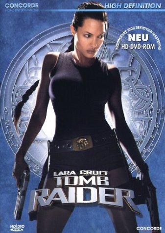 Lara Croft - Tomb Raider (WMV HD-DVD) [HD DVD] [Import allemand]