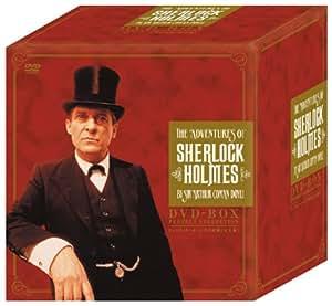 シャーロック・ホームズの冒険 完全版 DVD-BOX
