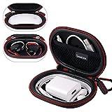 Smatree 多機能収納ケースSoundPEATS、BeatsX.Powerbeats2.Powerbeats3、Apple Magic Mouse2など収納ハードキャリングケース
