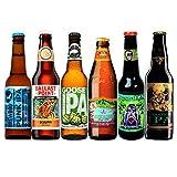 お中元 ギフト クラフトビール IPA アメリカ・イギリス・メキシコ 飲み比べセット 6本 海外ビール 送料無料