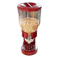 Zevro GAT103 Indispensable 17-1/2-Ounce Single Dry-Food Dispenser, Red by Zevro [並行輸入品]