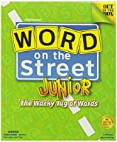 Word On The Street Junior - The Wacky Tug Of Words by Out of the Box