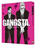 GANGSTA. Blu-ray BOX[Blu-ray/ブルーレイ]