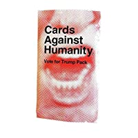 Cards Against & Humanity Expansion Pack (Vote for Trump Pack) [並行輸入品]