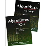 Bundle of Algorithms in C++, Parts 1-5: Fundamentals, Data Structures, Sorting, Searching, and Graph Algorithms: Fundamentals