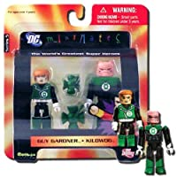 DC Universe MiniMates Wave 5 Guy Gardner and Kilowog