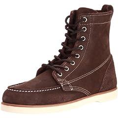 Sebago Fairhaven Boot: Brown
