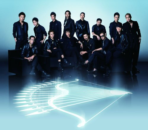 EXILE TRIBE LIVE TOUR 2012 TOWER OF WISH (3枚組DVD)