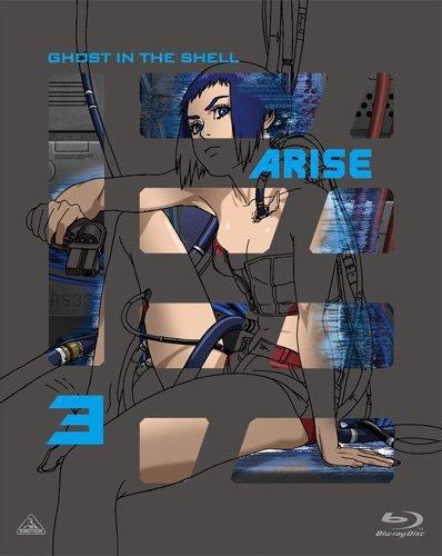 攻殻機動隊ARISE (GHOST IN THE SHELL ARISE) 3 [Blu-ray]の詳細を見る