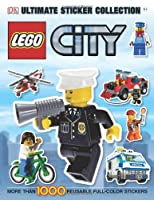 Ultimate Sticker Collection: LEGO City (Ultimate Sticker Collections)