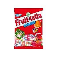 フルーティーチューイーキャンディ | Fruittella | ダミー12個 | 総重量 120 グラム