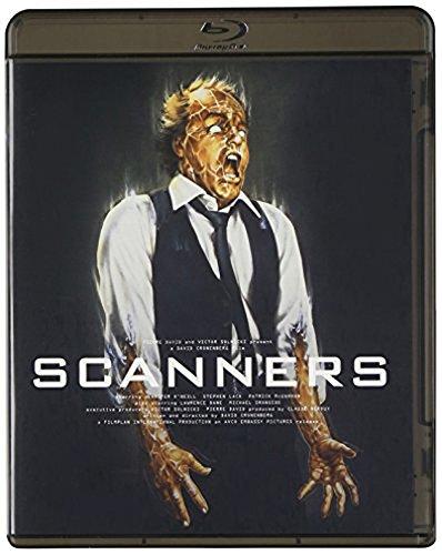 スキャナーズ リストア版 Blu-ray
