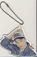 韓国 K-POP ☆EXO エクソ KAI カイ☆しおりキーホルダー