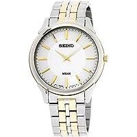 [セイコー] SEIKO 腕時計 Seiko Men's Quartz Stainless Steel Casual Watch, Color:Two Tone 日本製クォーツ SUP864 メンズ 【並行輸入品】
