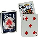 [Magic Geek, Inc.]Magic Geek, Inc. Magic Rising Card Deck Trick Blue Bicycle Back wP1477 [並行輸入品]