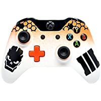Zombie Xbox One Rapid Fire Modded Controller 40 Mods for COD BO3, Destiny, GOW Quickscope, Jitter, Drop Shot, Auto Aim, Jump Shot, Auto Sprint, Fast Reload, Much More (with 3.5 jack) by Xbox One [並行輸入品]